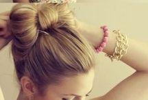 Hair / Our favourite hairstyles. | Ons gunstelinghaarstyle