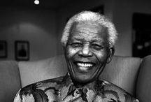 Madiba (1918 - 2013) / Nelson Mandela, 18 July 1918 - 5 December 2013