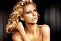 Charlize, our golden girl / A pinboard specially for Charlize Theron / by rooi rose Tydskrif