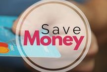 Saving Money / Learn to live frugally and save money on everyday things!
