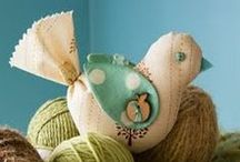 A Stitch In Time... Stuff and Things / Sewing projects that are not clothing related. / by Cassandra Brown