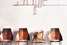 // stiLimonade // ein hauch von kupfer / Every month a new colorful inspiration by konfettiregen.com : this time: copper !!
