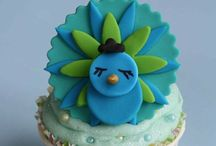 Cupcake Toppers / by Donna Deangelis-Rabe