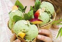 Ice Cream / Yummy ice cream recipes. Taken from www.rooirose.co.za. | Die beste roomysresepte.
