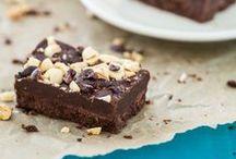 chocolate. / Vegan homemade chocolates- truffles, fudge, bark, etc.