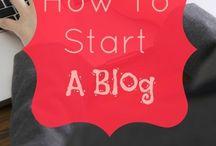 Blogging & Social Media Tips / Tips on growing your blog, making money online and tips on social media.