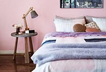 // home : bedroom // / Home is wehre your bed is ...