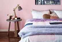 // home : bedroom // schlafzimmer // / Home is wehre your bed is ...  Schlafzimmer Einrichtungsideen