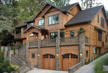 Home // Exteriors / Not going to lie: the dream exterior would be a treehouse.  Dream big!