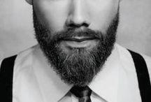 Beauty // Grooming / Beard and hair care/fashion!