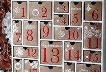 Advent Calendars / Make your own Advent Calendar | Maak jou eie Adventkalender