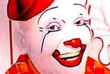 Clowns / by Rebecca Raney