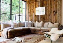 Dream Home and Decor - Wood/Dark /   / by Danielle Sauers