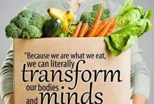 Healthful Foods / You are what you eat.