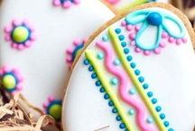 Decorated Cookies / by Linda Gillespie