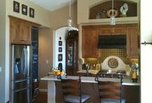 Anabelle Street Project / We sold this house last August.  I had fun designing and building this kitchen.  / by PamDesigns 3D