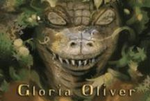 Price of Mercy / Which is worse...the monster within or without? YA Fantasy Novel Sample chapters and more info at www.gloriaoliver.com/price.html