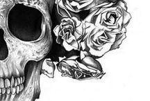 Skulls. / by Kayla Franco
