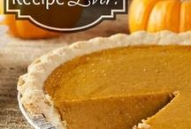 Recipes - Pie / by Linda Gillespie