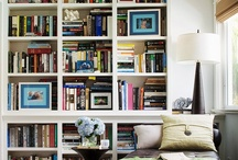 Shelving & Bookcases / by I Do Deals (Dinah)