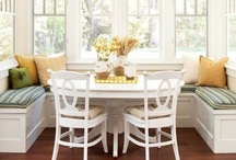 Dining Spaces / by I Do Deals (Dinah)
