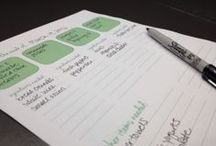 C.H.O. / everything meal planning, home management, and whatever involves keeping the home running smoothly