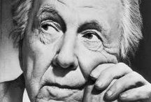 Frank Lloyd Wright / by J Nordeen