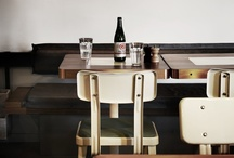 dine here / by Sarah Rink