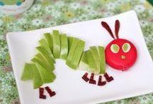 Kid Food. / by Tamara Camera Photography & Blog