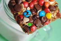 Incredible Edibles {Sweet: Brownies & Bars}