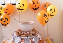 Spooky Birthday Party
