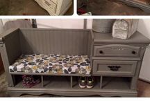 Ingenious ~ Before & After / Pins that show before and after remodeled residential spaces.