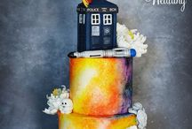 Dr Who Wedding / Dr Who inspired wedding - dripping with details... / by Firstlight Photography
