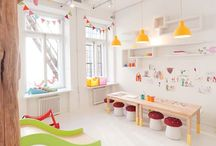 KIDS ROOMS / From playrooms to bedrooms and creative spaces