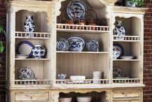 Decor ~ Dining Display / China cabinets, hutches & sideboards - This board is for furniture. Check out my board Kitchen ~ Storage Solutions for beautiful built-in display ideas. / by PamDesigns 3D