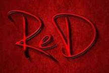 Rot - Red - Rouge / Passion und Inspiration in Rot! Inspiration & Geschenkideen in der feurigen Farbe der Liebe und Verführung | Geschenke | Verschenken, Träumen und Genießen | Geschenke | Essen & Trinken | Rezepte | Deko | Wohnen | DIY | Küche