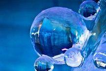 Deep Blue - Ein Traum in Blau / Inspiration und Ideen in der Farbe Blau zum Verschenken, Träumen und Genießen | Geschenke | Essen & Trinken | Rezepte | Deko | Wohnen | DIY | Küche | Blue | Azurro