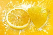 Yellow Sunshine / Inspiration und Ideen in der Farbe Gelb zum Verschenken, Träumen und Genießen   Geschenke   Essen & Trinken   Rezepte   Deko   Wohnen   DIY   Küche   Yellow