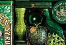 Green - Grün - Verde / Inspiration und Ideen in der Farbe Grün zum Verschenken, Träumen und Genießen | Geschenke | Essen & Trinken | Rezepte | Deko | Wohnen | DIY | Küche | Green
