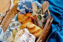 Picknick im Sommer / Ideen für den kulinarischen Genuss im Sommer - Rezepte & Inspirationen für ein Picknick im Freien