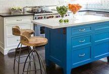 Wohnideen in Blau / Dem Himmel so nah im eigenen Heim - Wohnideen in Blau - Deko - Accessoire - Möbel - Design - Wohnzimmer, Schlafzimmer, Kinderzimmer, Wand, Farbe
