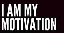 Motivation / Workout, fitness and life motivation