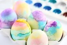 Easter / Food, activities, and decorations for celebrating Easter, especially with children