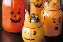 Halloween / Halloween treats, costumes, decorations, and activities