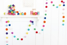 Parties / Party ideas, decorations, and food, especially for families and children