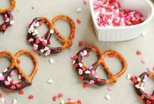 Valentine's Day / Food, decorations, cards, and activities for celebrating Valentine's Day, especially those aimed at children.
