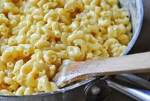 Pasta-licious / Pasta recipes of all varieties.