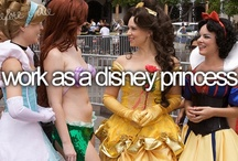 Peace, Love, and Disney / It's Disney! What's not to love?
