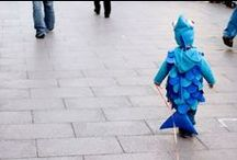 costumes for kids / costumes for kids plays including rainbow fish