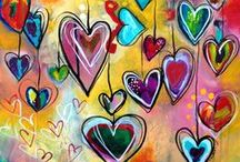 I ♥ Hearts / ♥s of all sorts / by GrammaJoanie